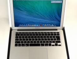 中古MacBook Air買取ました!13-inch,Mid 2013 MD761J/A-中古MacBook Airの買取はジャンク品ジャパン