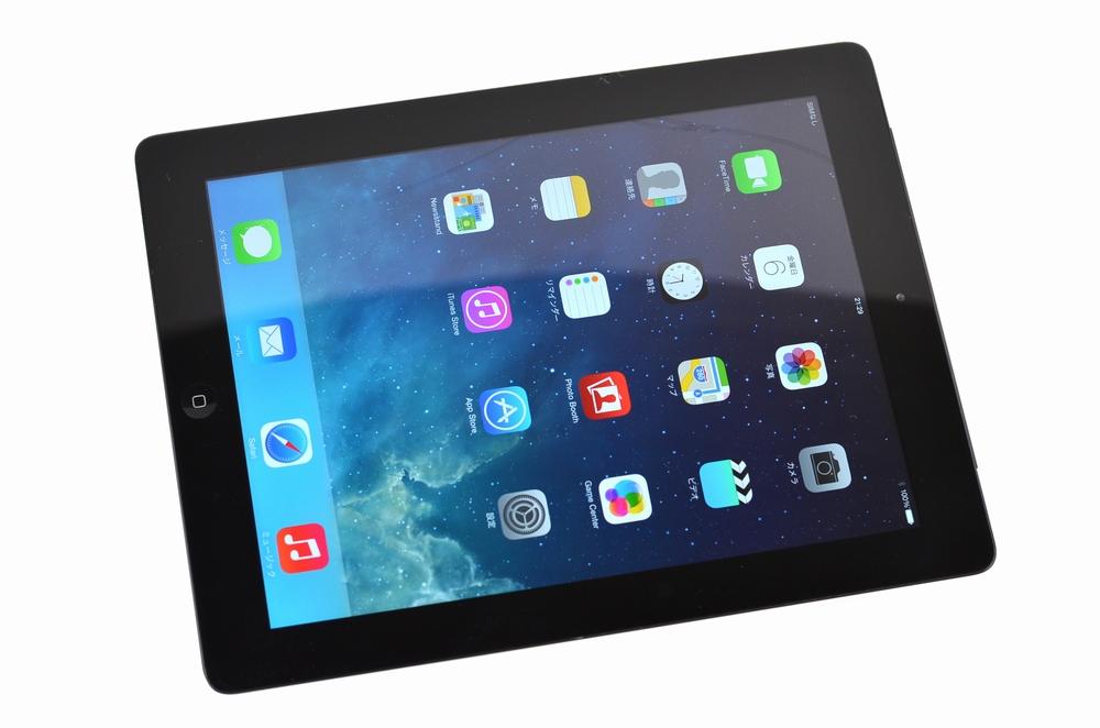 ガラス割れSoftBank iPad3買取ました!ジャンク品 64GB Wi-Fi+Cell MD368J/A