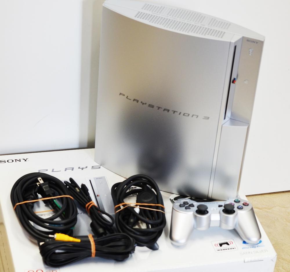 壊れたPS3買取ました!CECHL00 SS 本体 プレステ3-壊れたゲーム機の買取はジャンク品ジャパン