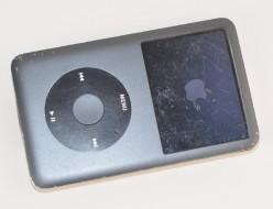 壊れたiPod classic 160GB買取ました!