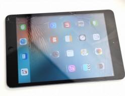 ガラス割れiPad mini買取ました!ジャンク品 iPad mini 16GB Wi-Fi版 MF432J/A
