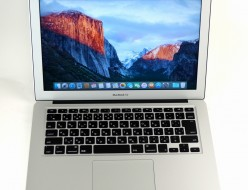 中古MacBook Air買取ました!13-inch,Early 2015