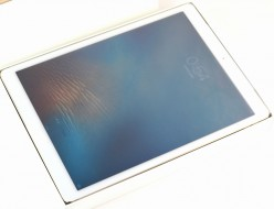 中古au iPad Pro買取ました!128GB ML2K2J/A 12.9-inch GOLD