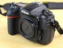 壊れたカメラ買取ました!ニコン D300 デジタル一眼レフカメラ,壊れたカメラの買取はジャンク品ジャパン
