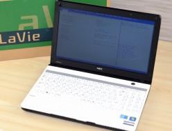 壊れたノートパソコン買取ました!NEC LM750/DS6W PC-LM750DS6W Core i7