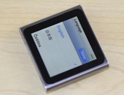 iPod nano買取ました!Apple 16GB MC694J/A 第6世代