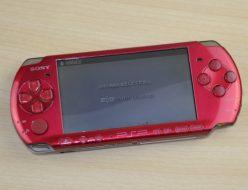 壊れたPSP-3000買取りました!壊れたゲーム機買取ります!福岡ジャンク品ジャパン