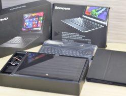 Lenovo YOGA TABLET買取ました!2-1051F 59428422 キーボード付,どこよりも高く買取いたします!ジャンク品ジャパン