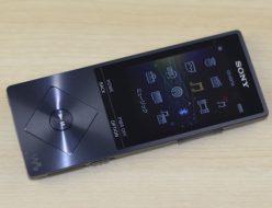 SONY ウォークマン買取りました!NW-A26HN 32GB チャコールブラック