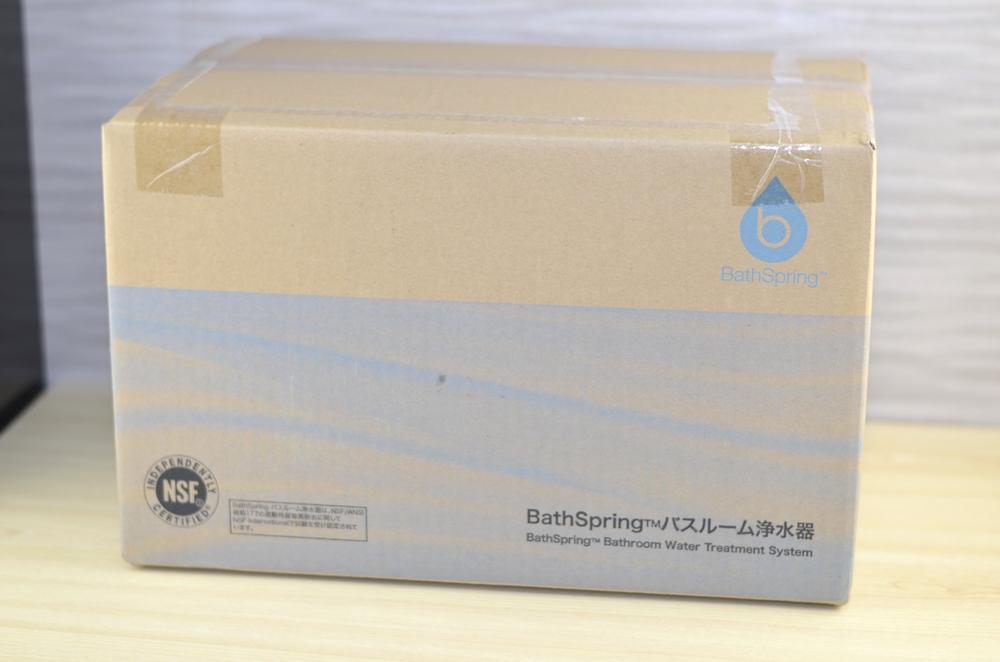 現行型 アムウェイ BathSpring バスルーム浄水器買取りました!ジャンク品ジャパン