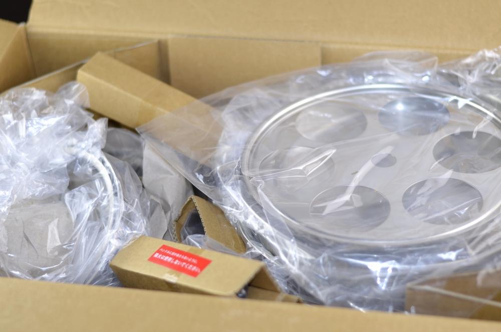 現行型 アムウェイ クィーン 21ピースセット (鍋・フライパンセット) 買取りました!